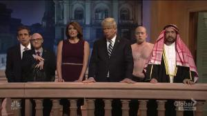 SNL takes a jab at Trump, Putin, MbS at G20 Summit in Argentina
